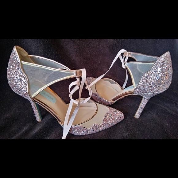 Betsey Johnson Stela Heels